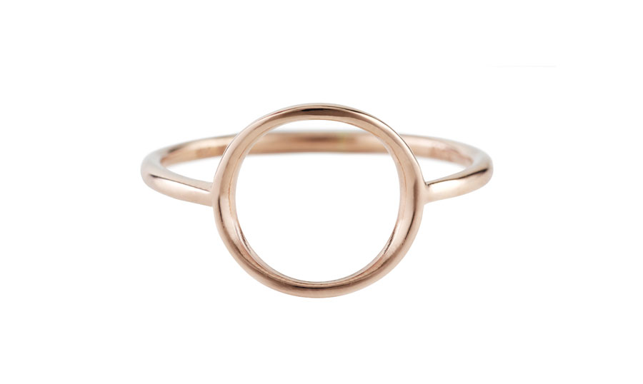 ee2a6268b410ca Open Circle Ring - Art Youth Society