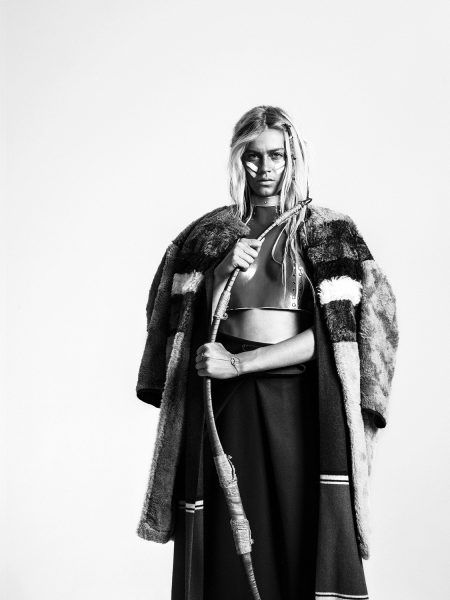 Urban Warriors Editorial for Art Youth Society by Robert Wunsch