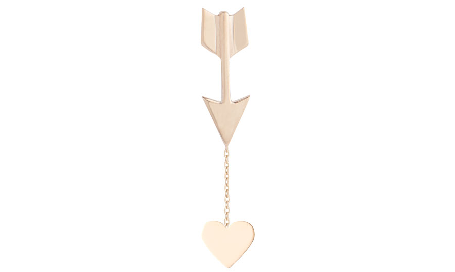 earring-cupid-with-heart-on-chain-art-youth-society-rose-gold-1